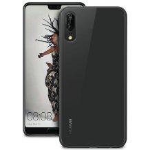 Puro 0.3 Nude Cover til Huawei P20 - Gennemsigtig-1
