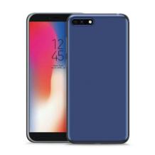 Puro 0.3 Nude Cover til Huawei Y6 (2018) - Gennemsigtig-1