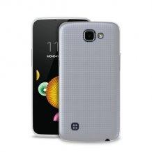 Puro 0.3 Nude Cover til LG K4 - Gennemsigtig-1