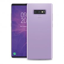 Puro 0.3 Nude Cover til Samsung Galaxy Note 9 - Gennemsigtig-1