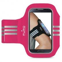 """Armbånd, Puro universal til smartphones op til 5"""" - Pink"""
