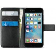 iPhone 7 / 6 / 6S Flipcover Puro Milano Wallet med 3 Kreditkortlommer