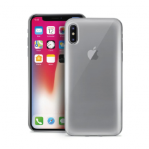 Puro Plasma Cover til Apple iPhone XR - Gennemsigtig-1