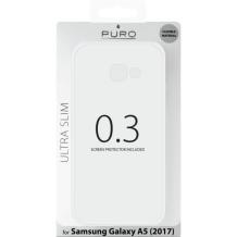 Puro Ultra-Slim 0.3 cover til Samsung Galaxy A5 (2017), transparent-1