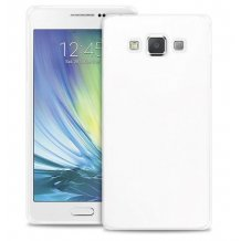 Samsung Galaxy A7 cover, Puro Ultra-Slim 0.3 silikone, Transparent