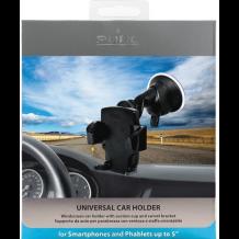 """Puro universal bilholder med sugekop til telefoner op til 5""""-1"""