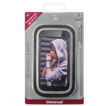 "Puro Universal Running Wristbands til telefoner op til 4.3"" Sort-1"