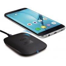 Puro Trådløs oplader til iPhone, Samsung m.fl. QI kompatibe 2A