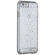 Case-mate Rebecca Minkoff Cover iPhone 6 / 6S / 7 Metal Stjerner/Transparent
