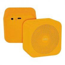 Rechargable Bluetooth Speaker V4.2, Orange-1