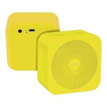 Rechargable Bluetooth Speaker V4.2, Yellow-1