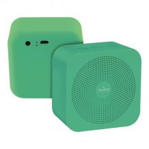 Rechargeable Bluetooth Speaker V4.2, Pastel Green-1