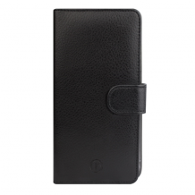 Redneck Duo Wallet Folio 2-i-1 Cover til Huawei Honor 7 Lite - Sort-1