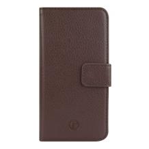 Redneck Duo Wallet Folio 2-i-1 Cover til Huawei P10/P10 Plus - Brun-1