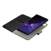 Redneck Duo Wallet Folio 2-i-1 Cover til Samsung Galaxy S9+ - Sort-1