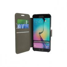 Redneck Elano Stand Folio Case for Samsung Galaxy S6 Edge in Fuschia - For Online-1