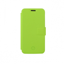Redneck Elano Stand Folio Case for Samsung Galaxy S6 Edge in Lime - For Retail-1