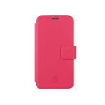 Redneck Elano Stand Folio Case for Samsung Galaxy S6 in Fuschia - For Online-1