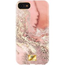 RF BY RICHMOND & FINCH CASE IPHONE 6/6S/7/8 PINK MARBLE GOLD-1