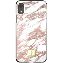 RF BY RICHMOND & FINCH CASE IPHONE XR ROSE GOLD MARBLE-1