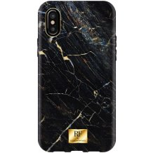 RF BY RICHMOND & FINCH CASE IPHONE XS MAX BLACK MARBLE-1