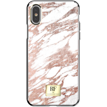 RF BY RICHMOND & FINCH CASE IPHONE XS MAX ROSE GOLD MARBLE-1