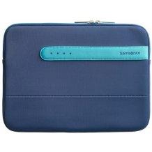 """Samsonite Colorshield Laptop Sleeve 13.3"""" Blå"""