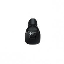 Samsung Car Charger Fast Charging Micro USB Black Retail-1