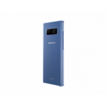 Samsung Clear Cover Samsung Note 8 : Samsung Clear Cover Samsung Note 8 Deep Blue-1