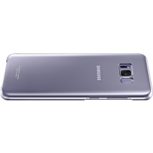 SAMSUNG CLEAR COVER (VIOLET SAMSUNG GALAXY S8 PLUS)-1