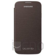 Samsung Flip Cover für I9505/I9515 Galaxy S 4 sedna brown-1