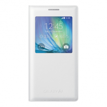 SAMSUNG Gal A5 S View Cover White-1