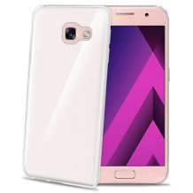 Samsung Galaxy A5 (2017) Celly Gelskin Cover Gennemsigtig-1