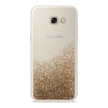 Samsung Galaxy A5(2017), Cover Sand, Gold-1