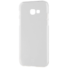 Samsung Galaxy A5 (2017) cover, Xqisit iPlate Glossy Transparent-1