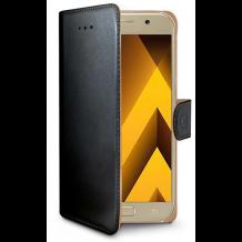Samsung Galaxy A5 2017 flipcover Celly Wally Case - Sort-1