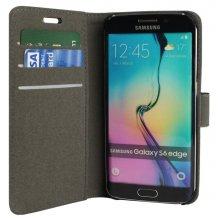 Samsung Galaxy A6 (2018) flipcover Redneck Prima Wallet Folio - Sort-1