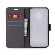 Samsung Galaxy A8 (2018) flipcover Redneck Prima Wallet Folio Sort-1