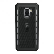 Samsung Galaxy A8 (2018), Outback Cover, sort-1