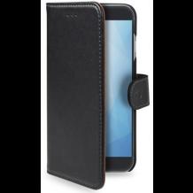 Samsung Galaxy J6+ flipcover Celly Wally Case - Sort-1