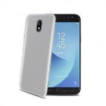 Samsung Galaxy J7 (2017) Celly Gelskin TPU Cover Gennemsigtig-1