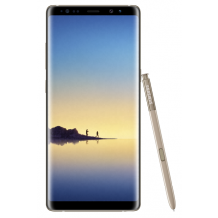 SAMSUNG Galaxy Note 8 Gold-1