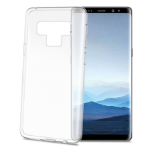 Samsung Galaxy Note 9 Celly Gelskin TPU Cover Gennemsigtig-1