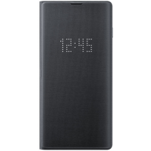 Samsung Galaxy S10 LED View Cover - Black-1