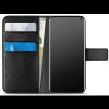 Samsung Galaxy S10/S10 Lite Puro Milano Wallet flipcover med 3 Kreditkortlommer - Sort-1