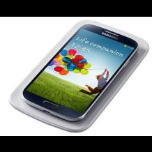 Samsung Galaxy S4  trådløs opladnings cover  - Hvid-1