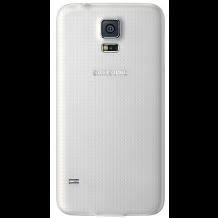Samsung Galaxy S5 batteri cover / batteridæksel, Original Hvid-1