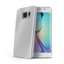 Samsung Galaxy S6 Edge Celly Gelskin Cover Gennemsigtig-1