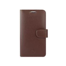 Samsung Galaxy S6 Edge+ flipcover Redneck Prima Wallet Folio Brun-1
