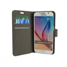Samsung Galaxy S6 flipcover Redneck Prima Wallet Folio Brun-1
